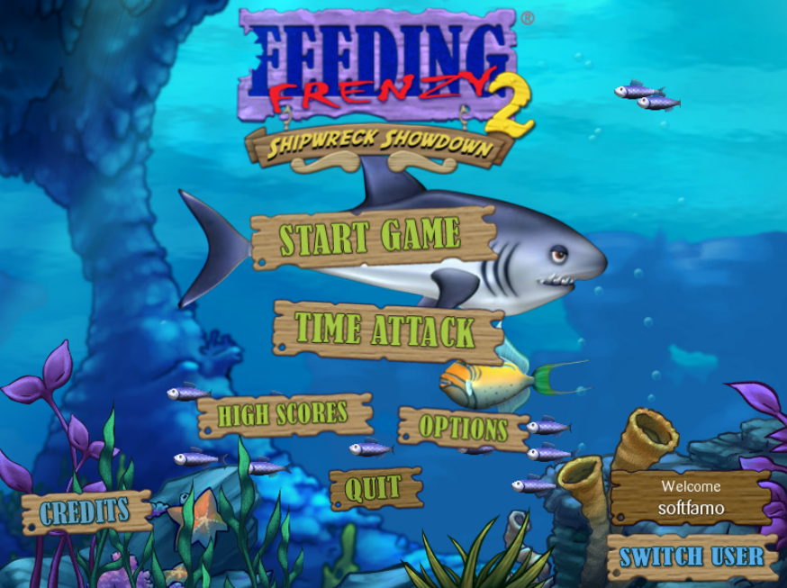 تحميل لعبة السمكة من ميديا فاير