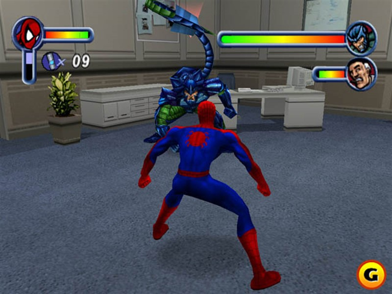 تحميل لعبة سبايدر مان للكمبيوتر Download spider man For PC – داونلود فور  جيمز