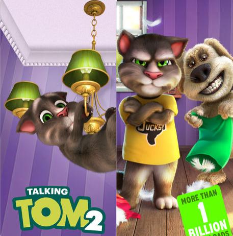 لعبة توم المتكلم
