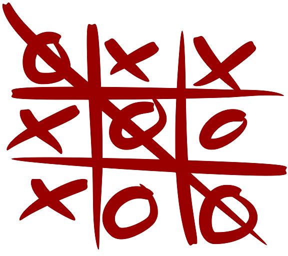 لعبة اكس او