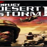 تحميل لعبة عاصفة الصحراء Desert Storm 2 للكمبيوتر من ميديا فاير