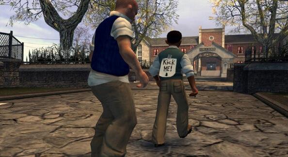 تحميل لعبة bully ps2