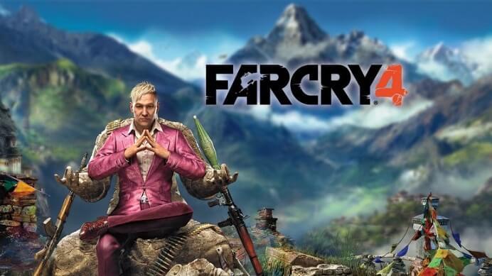 تحميل لعبة Far Cry 4