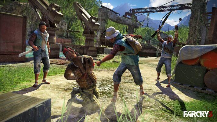 تحميل لعبة far cry 3