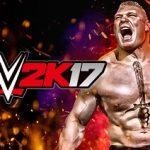 تحميل لعبة WWE 2k17 مجانا للكمبيوتر برابط مباشر