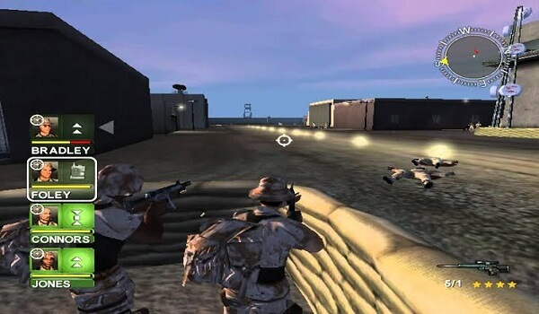 تحميل لعبة عاصفة الصحراء 3 من ميديا فاير