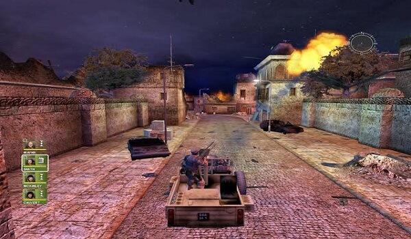 تحميل لعبة عاصفة الصحراء 4 من ميديا فاير