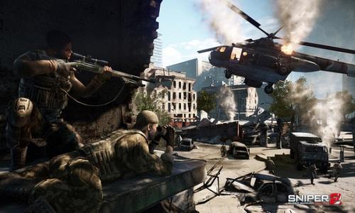 تحميل لعبة sniper ghost warrior 2