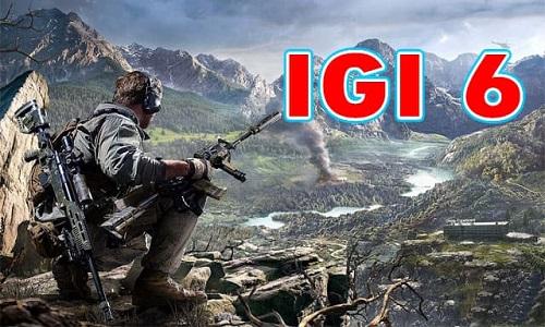 تحميل لعبة igi 6