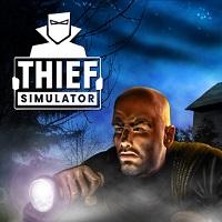 تحميل لعبة محاكي الحرامي thief simulator للكمبيوتر من ميديا فاير