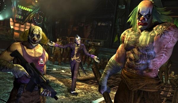 batman arkham city تحميل لعبة