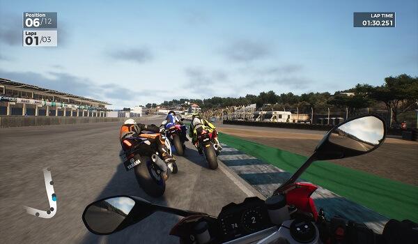 تحميل لعبة Ride 3