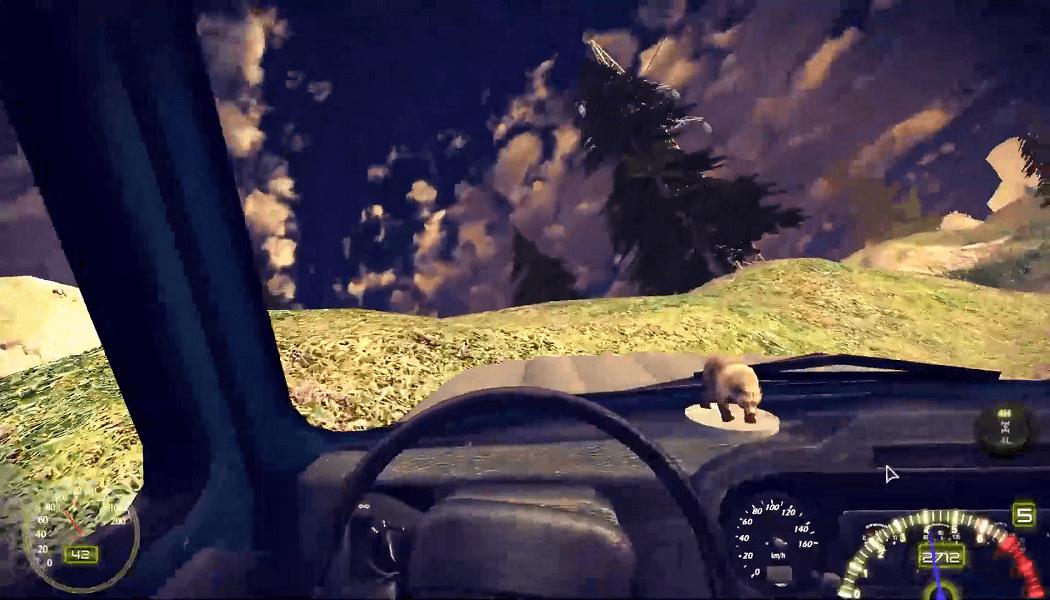 تحميل لعبة قيادة السيارات الروسية